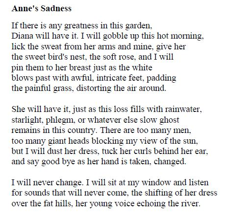 April Michelle Bratten - Anne's Sadness p14